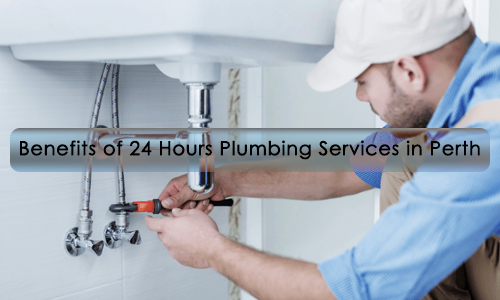 24/7 Emergency Plumbing Services Perth